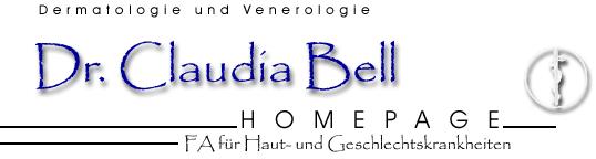 Dr Claudia Maria Bell Haut Und Geschlechtskrankheiten